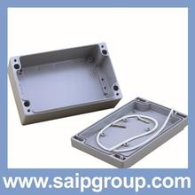 2014 New Saip IP67 160*100*65mm waterproof tool enclosure boxes electrical aluminium box  SP-AG-FA26