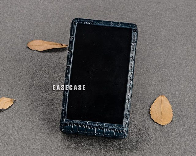 A6 Custom Made Genuine Leather case for HIBY R6 / R6 Pro
