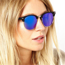 Best Polarized Sunglasses Women 2018 Cool Square Sun Glasses Fashion Driving Eyewear Lady Luxury Brand Goggles Black Blue Oculos