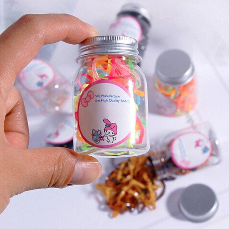 100/200 шт красочные одноразовые резинки каучуковая лента дома Еда малыш посылка офис резиновые самых лучших брендов