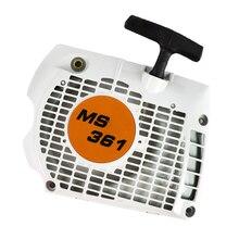 Перемотка Потяните стартер в сборе для бензопилы STIHL MS341 361