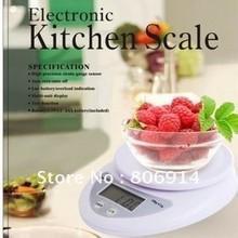 5000 г/1 г 5кг х 1g/oz/lb цифровые кухонные весы для пищевых продуктов/фрукты весы