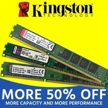 Kingston1gb 2gb pc2 ddr2 4gb ddr3 8gb 667mhz 800mhz 1333mhz 1600mhz 8g 1333 pc módulo de memória ram memoria do computador desktop