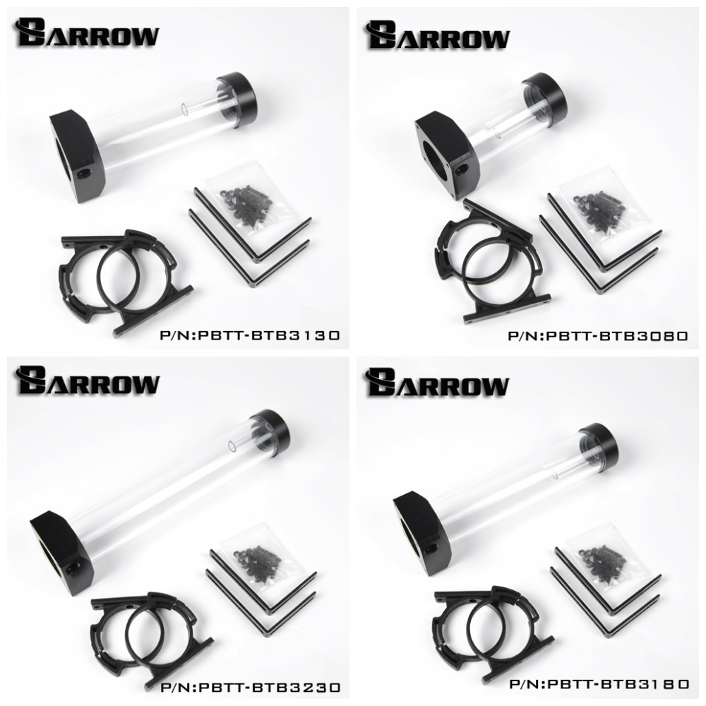Barrow PMMA DDC Pump Integration Reservoir Mod Kit PBTT-BTB Pump Top Cover barrow pmma ddc pump integration reservoir mod kit pbtt ytw3080 top cover