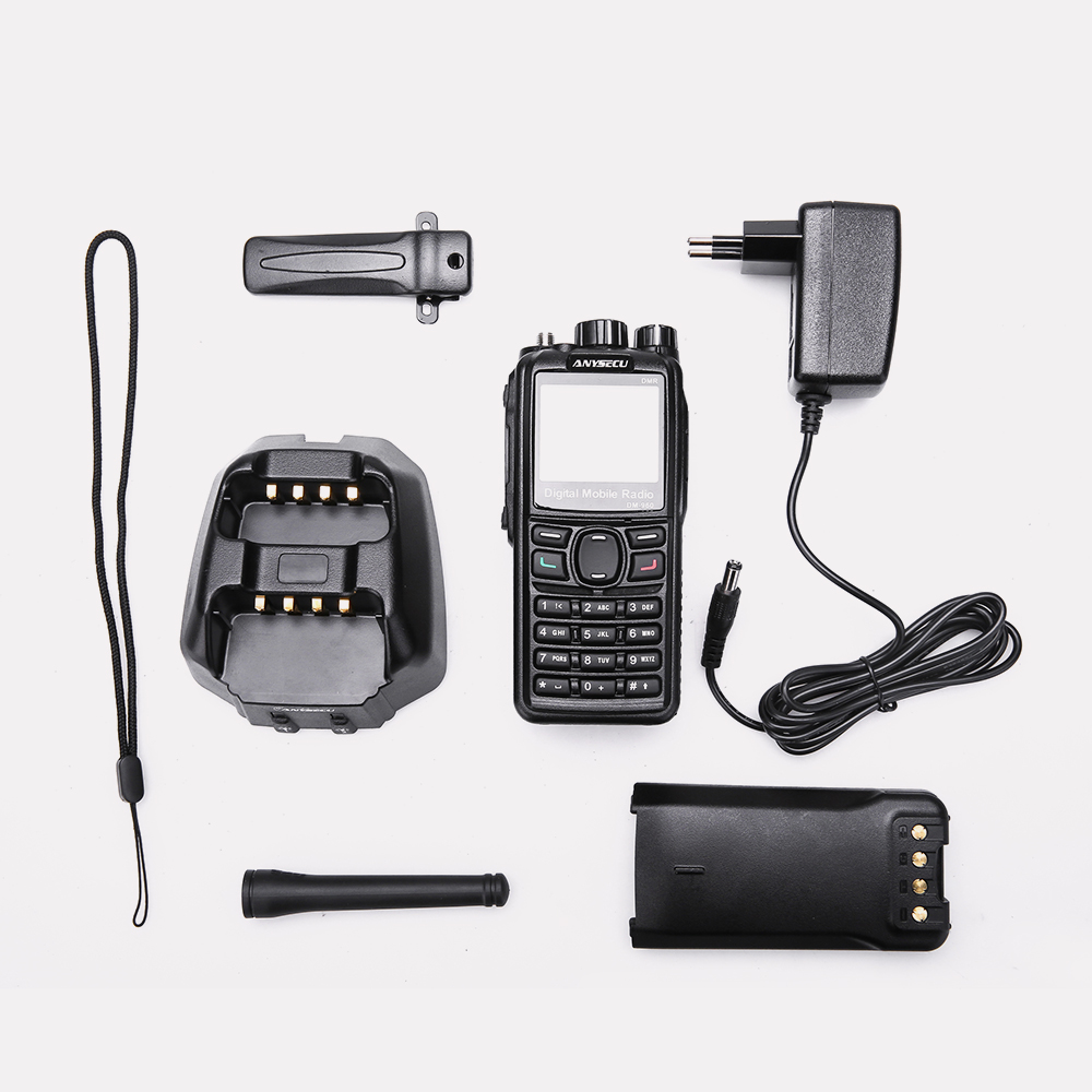 Image 5 - Anysecu DM 960 DMR Digital Radio VHF 136 174MHz or UHF 400 480MHz Walkie Talkie Compatible with MOTOTRBO Two Way Radio DM960-in Walkie Talkie from Cellphones & Telecommunications