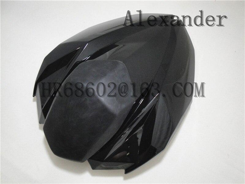 Trasero de la motocicleta cubierta de asiento de capucha Solo Motor asiento trasero carenado para Kawasaki Ninja Z800 Z 800, 2012, 2013, 2014, 2015, 2016, 2017, 2018