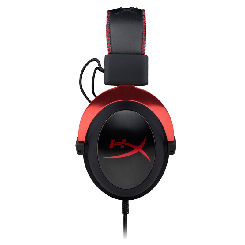 Image 3 - Kingston HyperX Cloud II Headset Hi Fi 7.1 Surround Sound Gaming Headphone with Microphone 3.5mm For Computer Cellphone Earphonegaming headphones with microphonegaming headphonesheadphones with microphone -