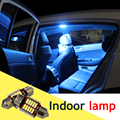 Car LED Light Canbus Error Free Interior Festoon Doom Lamp Bulb For Kia Sportage 2016 2017 KX5 Auto Accessories