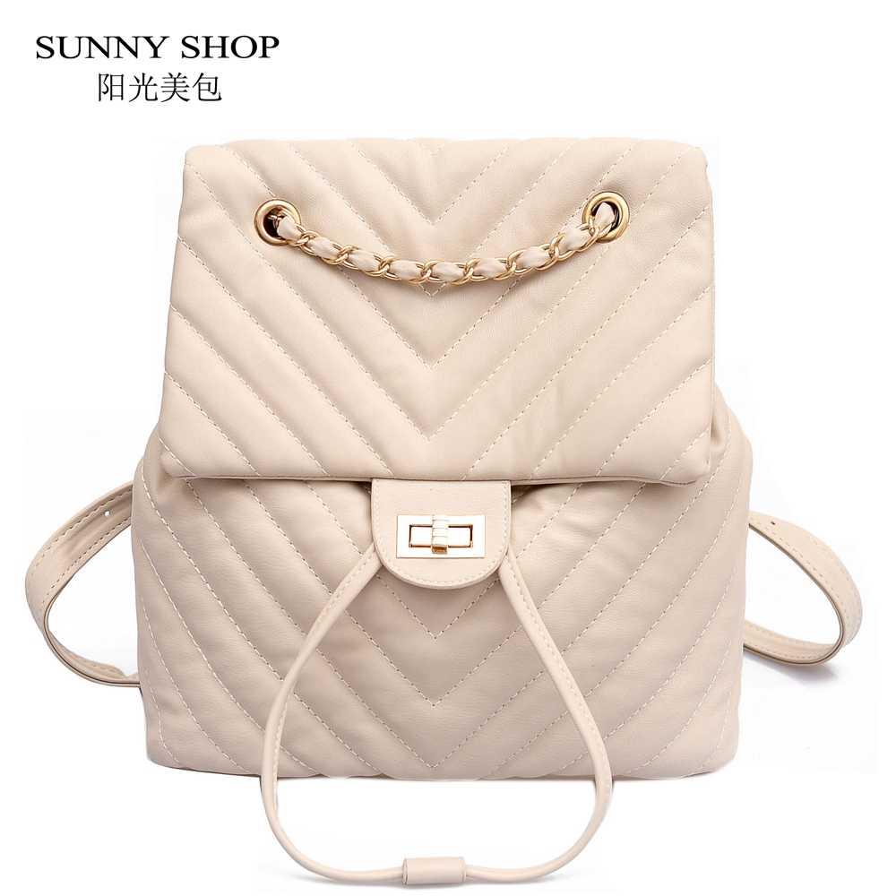 Солнечный магазин брендовая дизайнерская обувь плед Back pack женские  мягкие кожаный школьный рюкзак для школьницы водонепроница 1e5686b064a