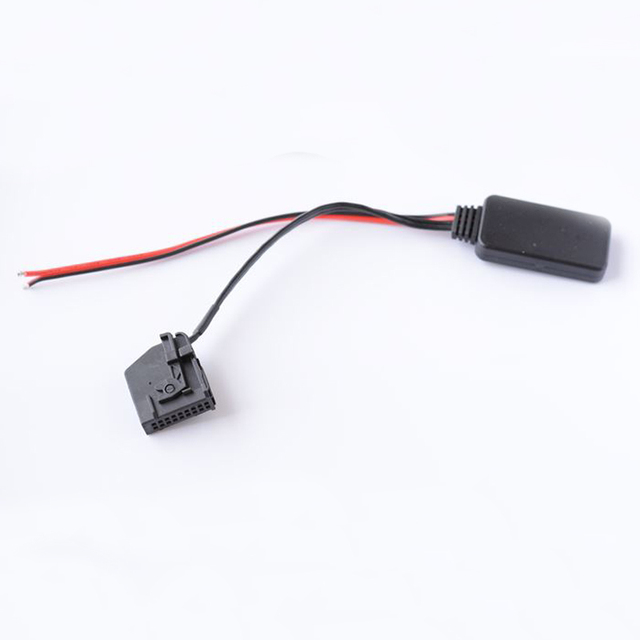 Bluetooth Module Adapter Aux cable 18pin For Mercedes Comand 20 APS