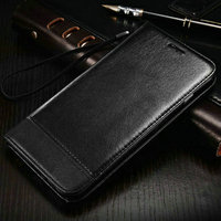 Кожа Магнитный чехол для iPhone X SE 5 5S 6 6 s 8 7 Plus Чехлы карты Бумажник Стенд Бизнес держатель Флип мешок роскошные Новая мягкая сумка