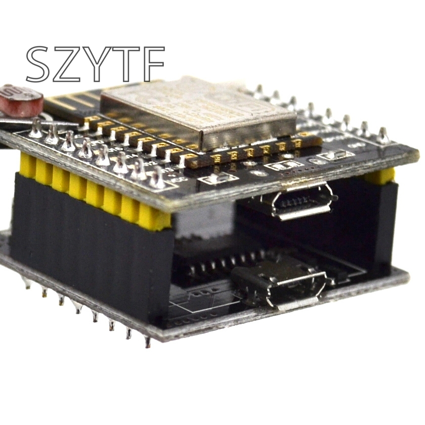5pcs ESP8266 serial WIFI Witty cloud Development Board ESP-12F module