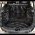 Индивидуальный автомобильный коврик для багажника Alfa Romeo Giulia Stelvio 2017 Авто Стайлинг автомобильные аксессуары автомобильный коврик для багаж...