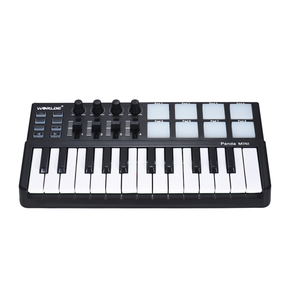 Portable MIDI Keyboard 22