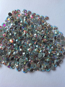 Free shipping !!! Korea rhinestone SS16   Hot fix rhinestone 100 gross crystal AB  for new model shirts