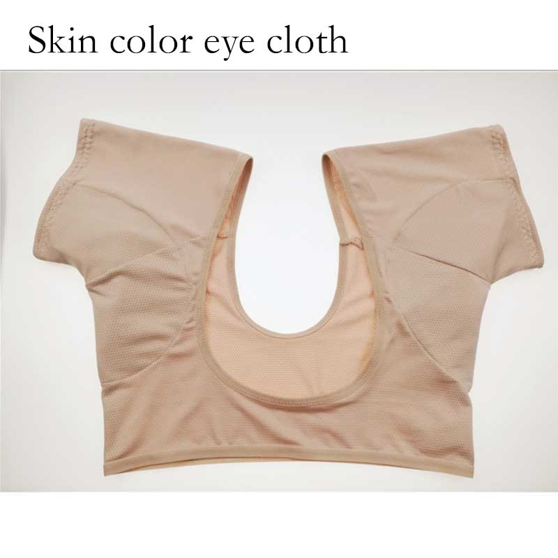1 Pcs M Model T-shirt Shape Sweat Pads Reusable Washable Deodorant Stop Underarm Absorbing Armpit Clothing Weight Is Under 62kg