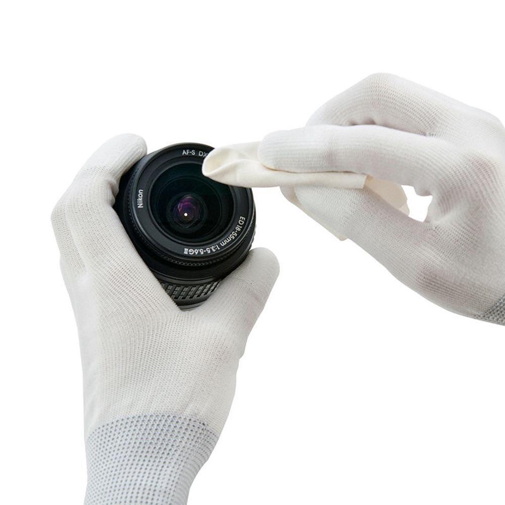 Profesional VSGO marca 8pcs Paquete de paño de limpieza de lentes de - Cámara y foto - foto 3