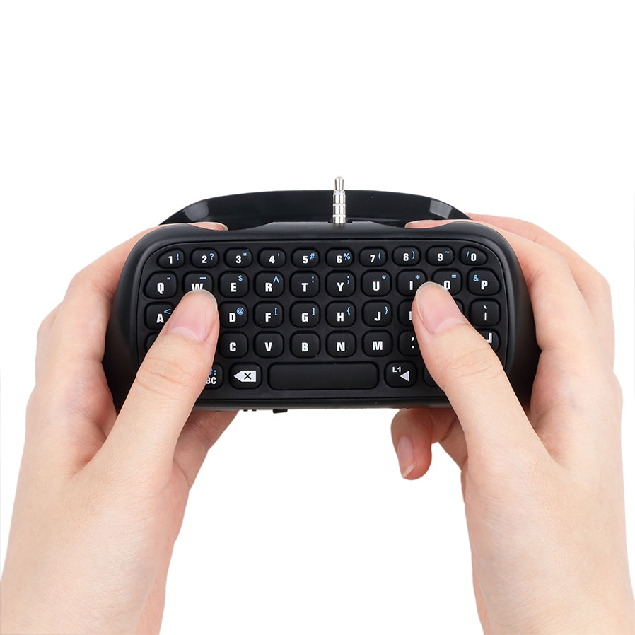 Mini <font><b>Bluetooth</b></font> wireless Best <font><b>Adapter</b></font> keyboard Keypad for DualShock 4 PlayStation 4 <font><b>PS4</b></font> Controller