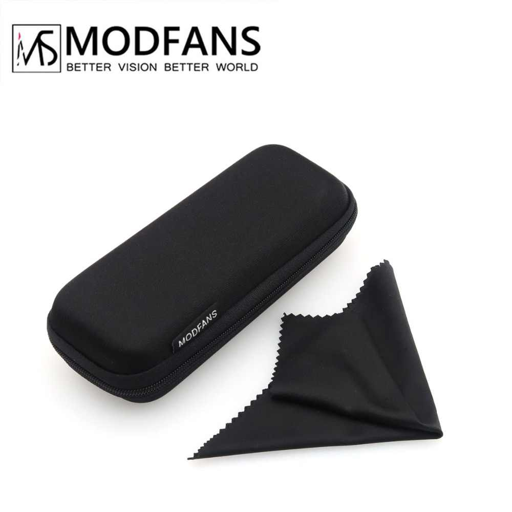 Spectacle Case Reading Glasses Case With Colth Eyeglass Hard Box For Cover Glasses Light Unbreakable  Material Easy To Carry