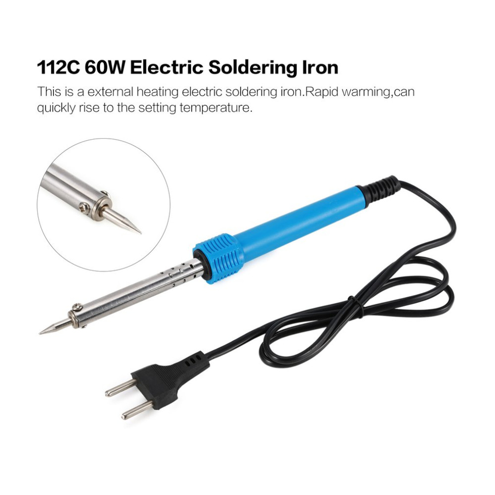 112C 60W Electric Soldering Iron Welding Solder Electric Heat Pencil Soldering Irons Repair Tool Soldering tool Pen Lahore