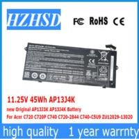 11.25 V 45Wh AP13J4K AP13J3K AP13J4K novo Original Bateria Para Notebook Acer C720 C720P C740 C720 2844 C740 C5U9 ZU12029 13020|Baterias p/ laptop| |  -