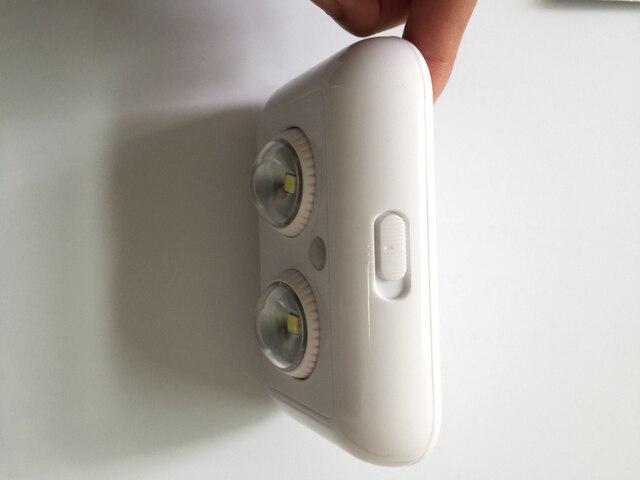 Led menschlichen körper induktion lampe batterie elektrische ...