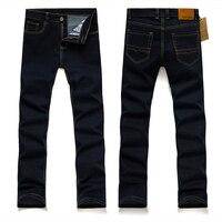 TG6152 Cheap wholesale 2017 new Business straight jeans men pants junior high elastic men's trousers are men's clothing