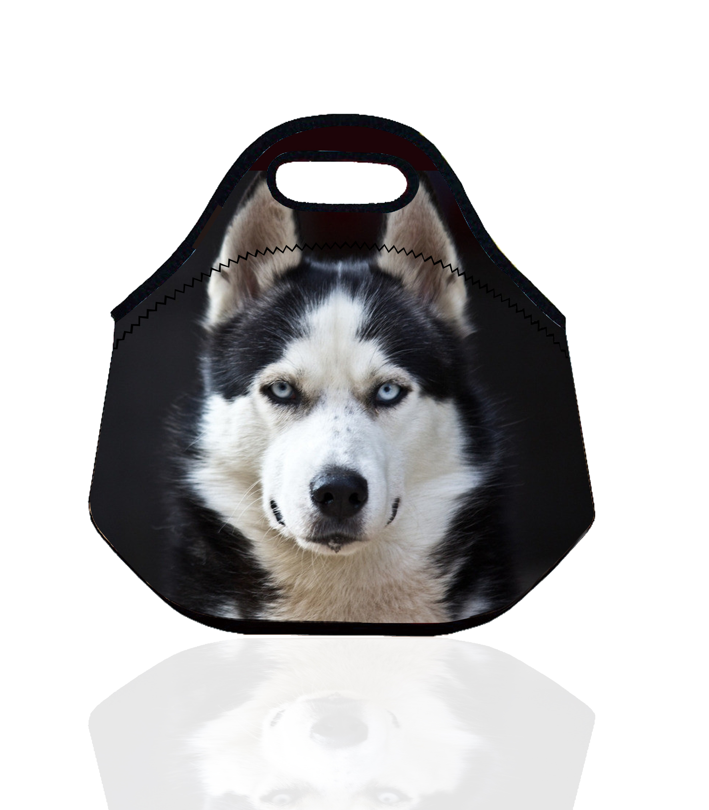 Dog Pattern Portable Insulated Storage Bag Thermal Food Picnic Lunch Bags for Women kids Men Lunch Box Bag Tote bolsa termica