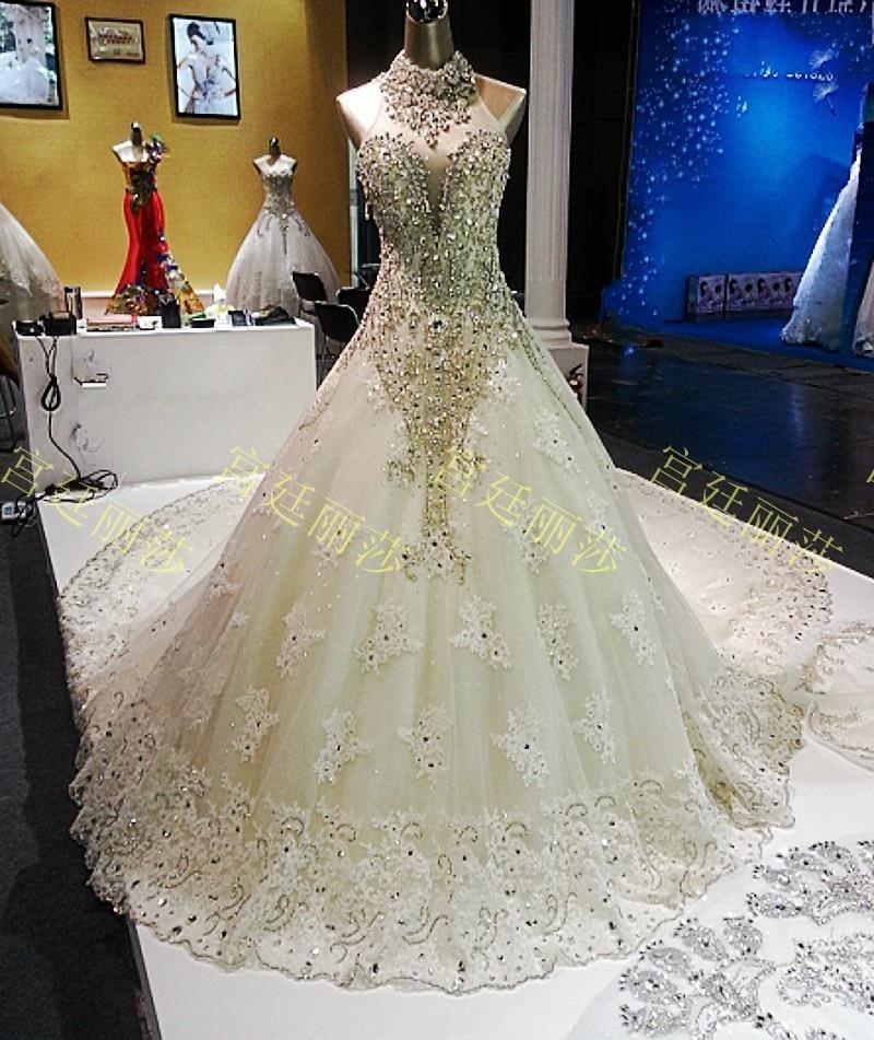 Bonito Vestido De Novia De Bling Ideas Ornamento Elaboración ...
