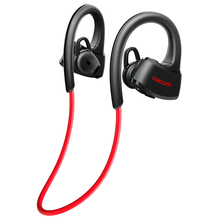 DACOM P10 гарнитура Bluetooth IPX7 Водонепроницаемый Беспроводной Спорт Бег наушников стерео наушники музыку headsfree w/Mic для Одежда заплыва