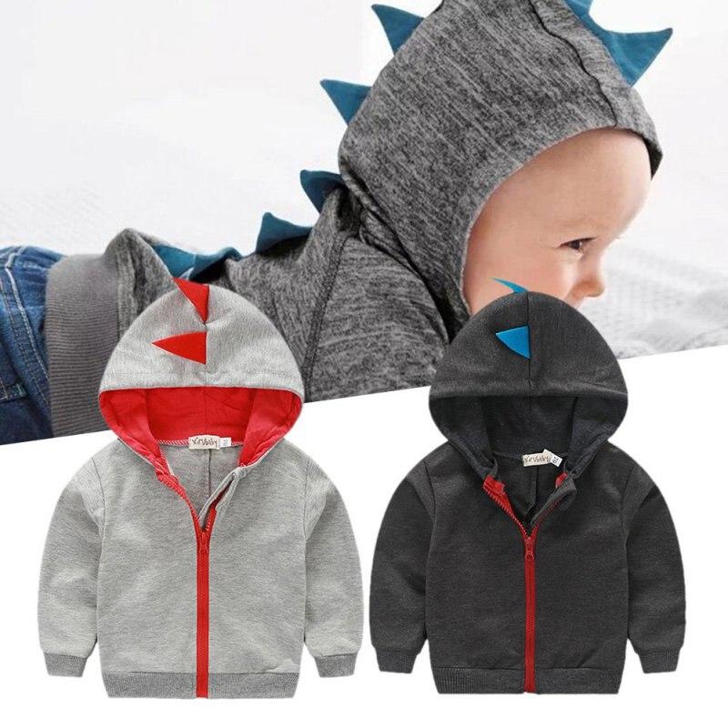Демисезонный повседневные куртки для Обувь для мальчиков Куртки детская одежда куртки для маленьких мальчиков с капюшоном Спортивная ветр...