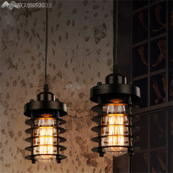 Black vintage industrial Hang lamps pendant lights led lights for home nordic pendant light fixtures loft style hanging lamp stars shaped edison nordic vintage pendant lamps lights fixtures children room loft style industrial lighting colorful heads