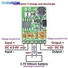 Chargeur de batterie au Lithium DC 5V 3.7V 5V à 12V DC 12V, Carte convertisseur DC-DC, module d'entraînement pour IP PTZ, caméra UPS