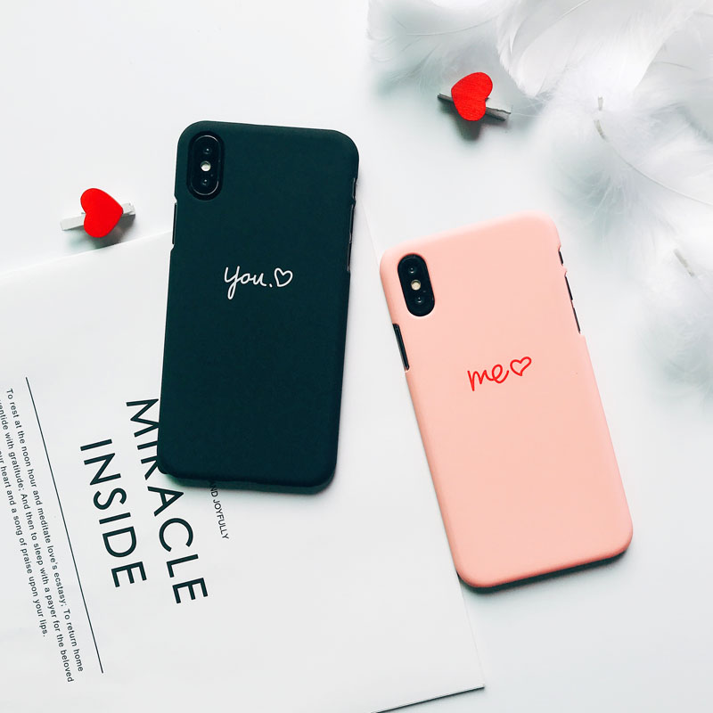 Mobile Phone - Matte Phone Case For iPhone