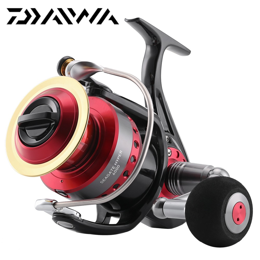 top 9 most popular daiwa moulinet carpe list and get free shipping