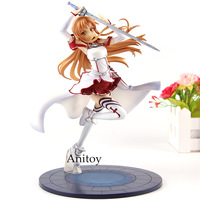 Sword Art Online SAO Figure Asuna Knights of the Blood Ver. 1/8 Scale Painted Figure Action PVC Collection Model Toys