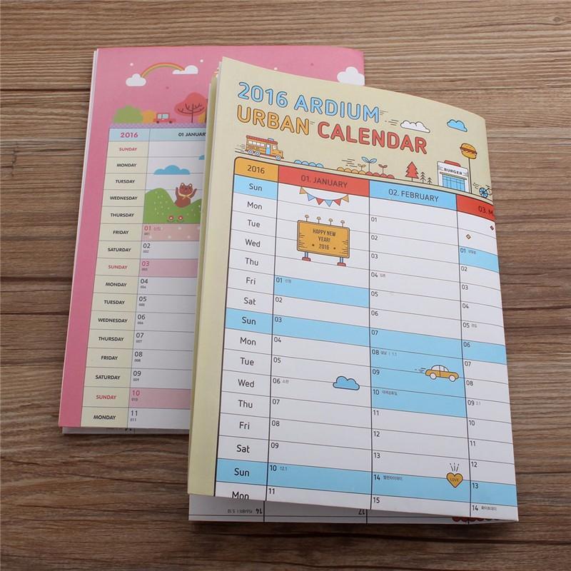 Kalender Office & School Supplies Beste Förderung 2016 Schreibunterlage Wand Zeitplan 365 Tage Ziel Tabelle Kalender Planer Büro Täglichen Jährlich Für Home Office Liefert