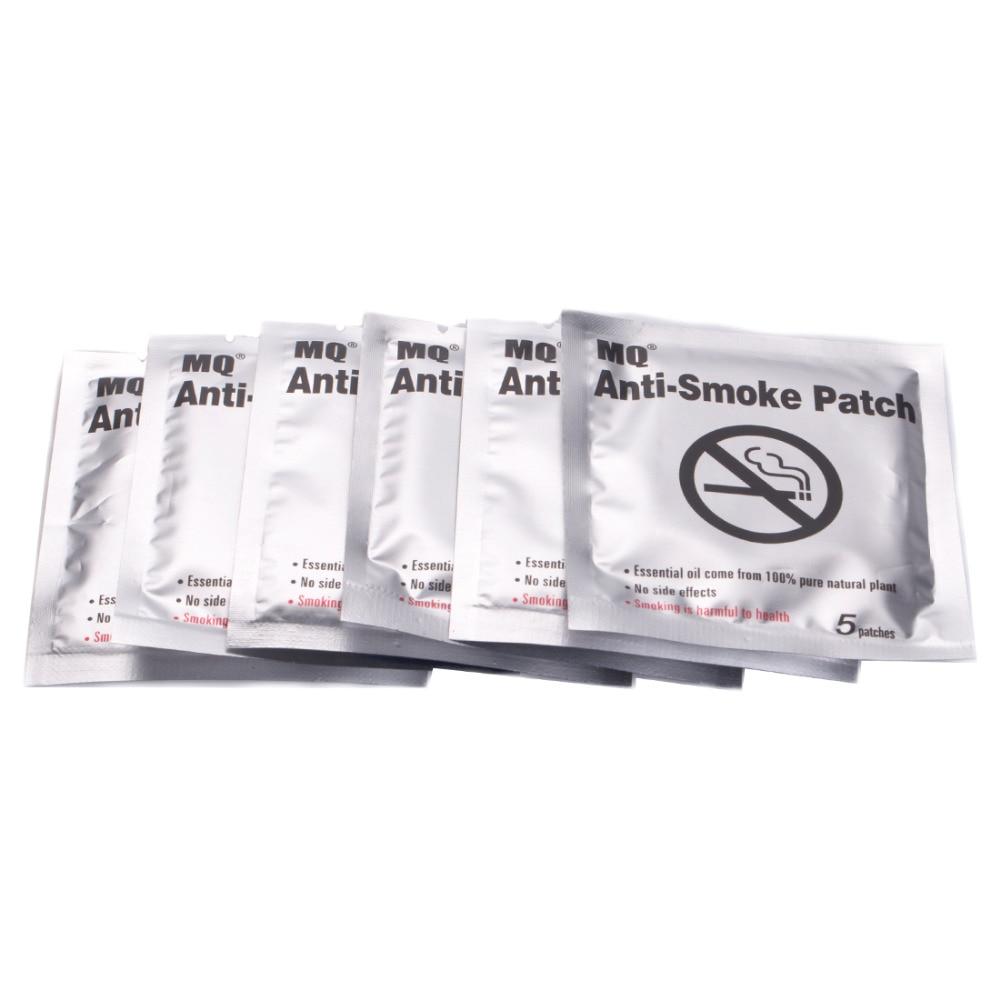 MQ Brand Anti Smoke Patch 30 Pieces/Box Smoking Cessation Pad 100% Natural Herbal Stop Smoke Patch Health Care Product 2