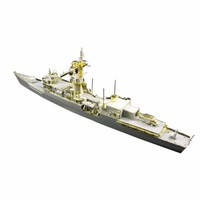 OHS Orange Hobby N03070628 1/350 USS Robert E Peary FF 1073 Assembly Scale Military Ship Model Building Kits oh