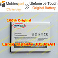 Ulefone Be Touch 2 Battery 100% Original High Quality 3050mAh Back-up Battery for Ulefone Be Touch  in stock  Free Shipping