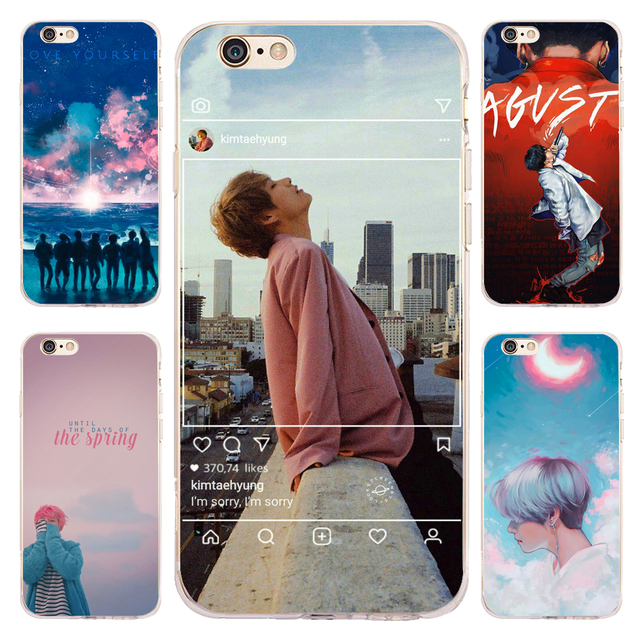 bts coque iphone 6 plus