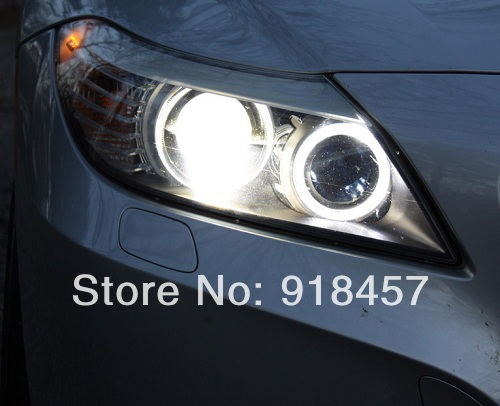 2 х LED Angel глаз Halo маркер без ошибки H8 07-12 BMW E92 328i 335i Coupe M3 e93 E89 Z4 E60 E71 E63 E64 E90