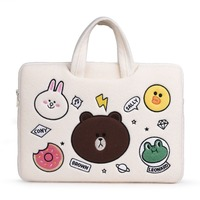 Cute Animal 15.6 14 13.3 12 inch Laptop Bag Notebook Sleeve Case for Laptop 11 , 12, 13 , 14, 15 Laptop Sleeve bag