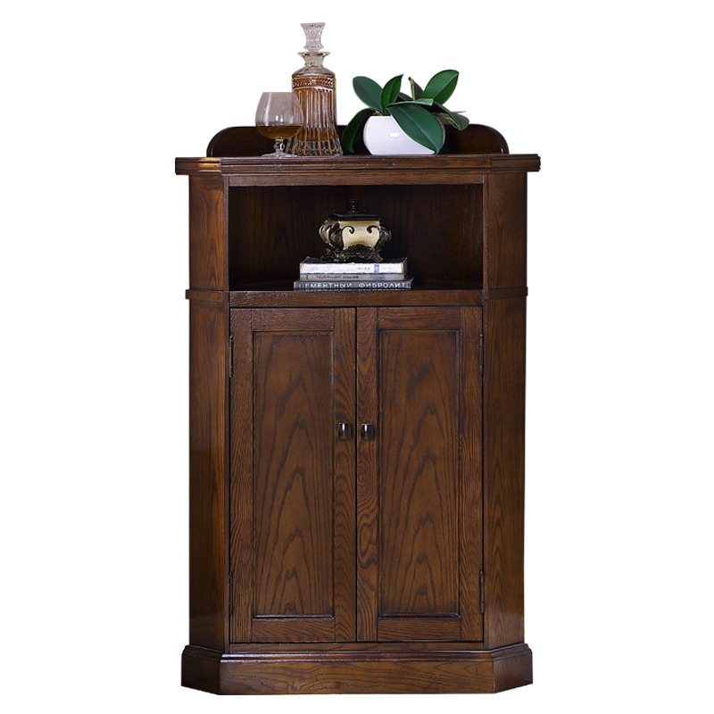 Meuble rangement консольный стол consolle деревянная мебель bijzettafel hout cajonera komoda комод meuble armario - Цвет: Коричневый
