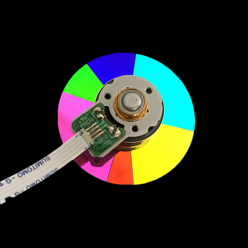 Color Wheel Beamsplitters Spectral For Optoma Projector HD20LV HD20 LV HD200X LV HD70S
