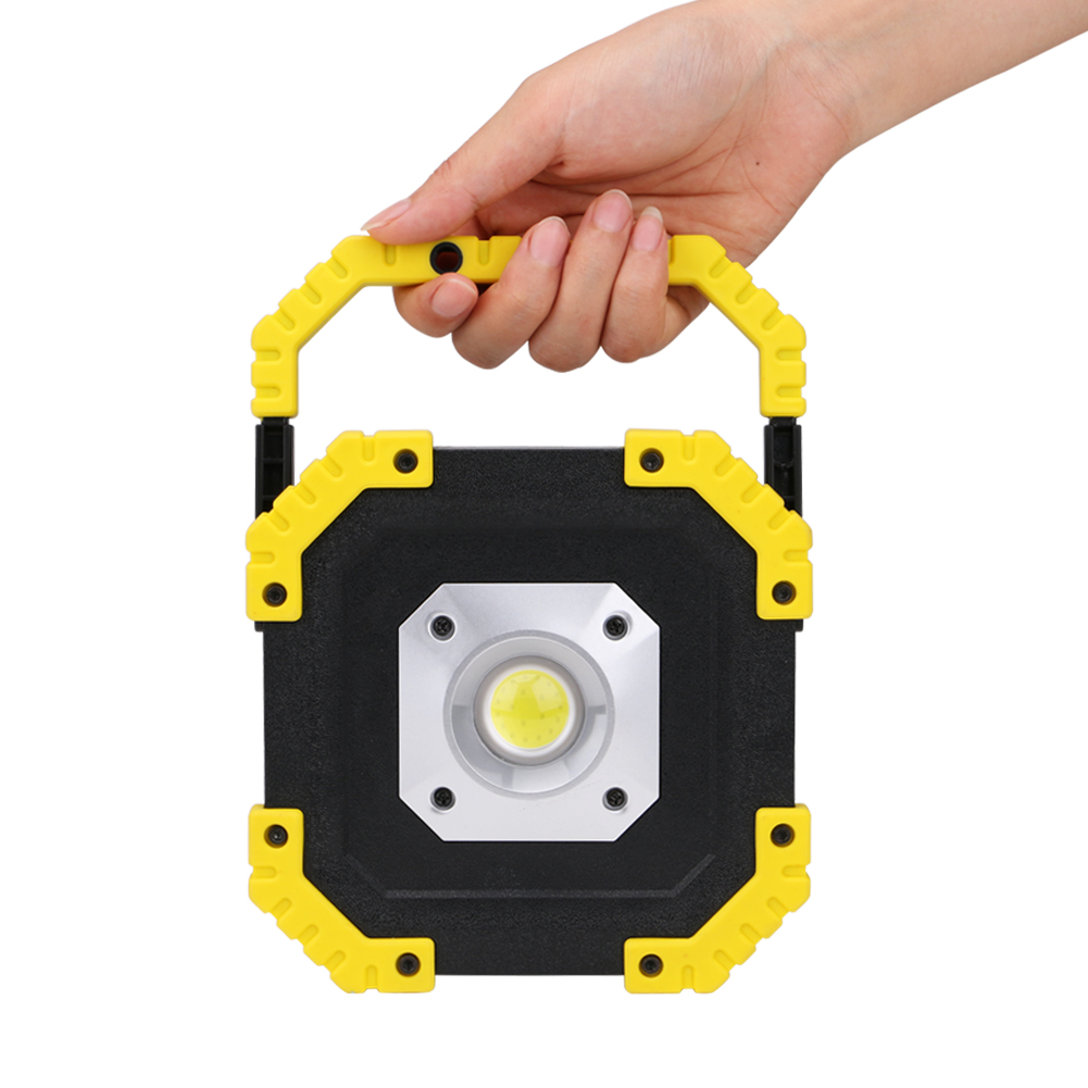 3 Mode Portable Light COB LED Emergency Camping Lantern Work Light Floodlight Flashlight Outdoor Tent Lamp Spotlight Searchlight outdoor 100lm 3 mode led zooming flashlight camping lamp lantern blue 3 x aaa