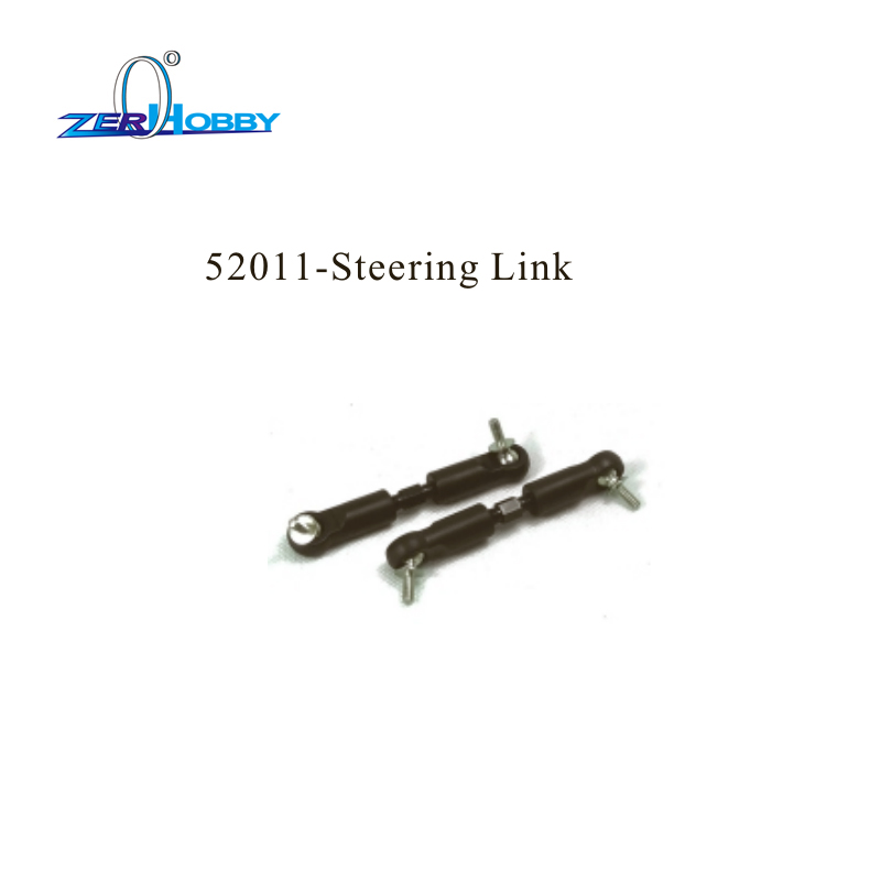 HSP RACING RC CAR SPARE PARTS 52011 STEERING LINK FOR 1/5 SCALE ON ROAD RALLY 94052 (PART NO. 52011)