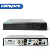 HD 1080P 4CH AHD DVR AHD H 1080P CCTV DVR For 2MP 1 0MP CCTV AHD