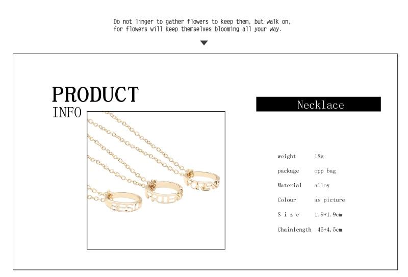 Couple Pendants Necklaces