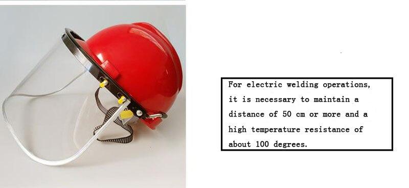 Proteção Capacete Pescoço Moagem DMZ012